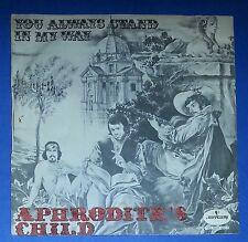 "28342 45 giri - 7"" - Aphrodite's child - End of the world - You alwais stand ..."