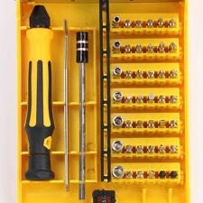 45in1 Multi-Bit Repair Tools Kit Set Torx ScrewDrivers For Gadgets Phone Laptop