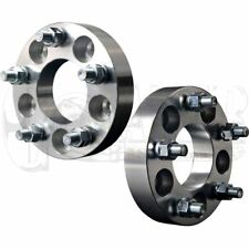 2 Wheel Spacers Adapters 5X4.5 to 5X4.75 | 1.25"