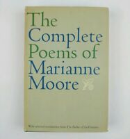 The Complete Poems of Marianne Moore / First Edition 1967