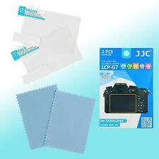 Panasonic DMC-G7 G7 LCD Screen Guard Protector PET Scratch Resistance JJC LCP-G7