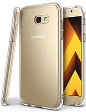 Per Samsung Galaxy a5 (2017) - Resistente Sottile Trasparente TPU Gel Custodia Cover Pelle