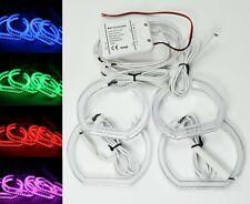 Wifi Crystal DTM Style RGB U LED Angel Eye Halo Rings For 3 Series F30 F31 12-17