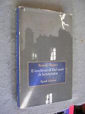 ROMOLO BUGARO - IL VENDITORE DI LIBRI USATI DI FANTASCIENZA - RIZZOLI -LIB56
