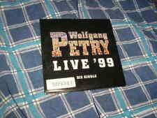 CD Schlager Wolfgang Petry Live Die Single NA KLAR! BMG