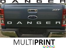 FORD RANGER DANGER RAPTOR TRUCK CAR VINYL STICKERS GRAPHICS RAN6