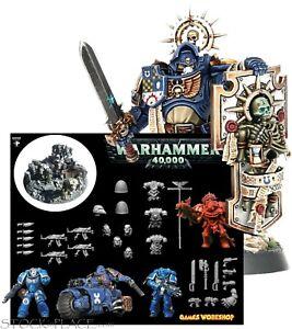 GAMES WORKSHOP Warhammer 40K SPACE MARINE Figures & Bitz FREE UK POSTAGE