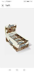 Trek Protein Flapjacks Cocoa Oat Vegan Gluten Free 16 x 50g Plant Based Protein