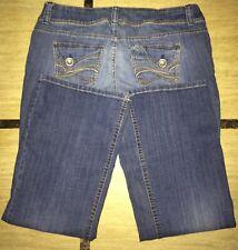 Womens LEI Sophia Hiphugger Jeans Size 15