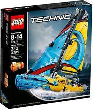 LEGO TECHNIC YACHT DA GARA - LEGO 42074