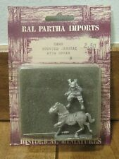 Ral Partha Imports SAM8 – Mounted Samurai with Spear B, 25mm