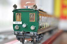 Handarbeitsmodell Triebwagenzug ET 87 oder ähnlich elektrisch 3-Leiter  80 cm