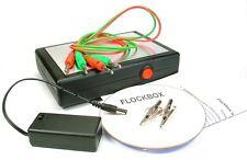 Flockbox 'Fusion' Static grass applicator Electrostatic flocking machine