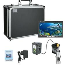 7 Inch 15m Fish Finder 22 LEDs 360 Degree Rotating Camera Underwater Fishing