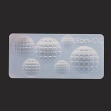 3D Acrylic Nail Art Mold Golf Shape DIY Decoration Manicure Accessories-49