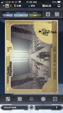 Star Wars Card Trader Journey Of Luke Skywalker GOLD #15 Massassi Temple 34cc