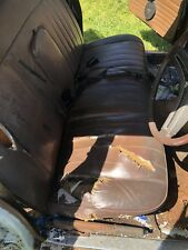 HZ WB Holden Bench Seat Fold Down Arm Rest Suit Hq Hj Wagon Sedan Ute Tonner