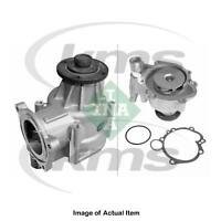 New Genuine INA Water Pump 538 0176 10 Top German Quality