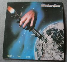 Status Quo, never too late, LP - 33 tours