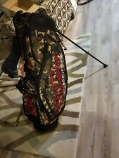 Scotty Cameron CIRCLE T Tour WOODLAND CAMO Stand Bag•SOLD OUT•PRICED TO SELL!!!!