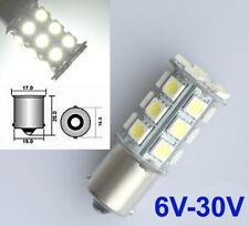 6V/12V/24V 1156 BA15S 24 LED SMD Bremslicht Standlicht Rücklicht Deutsche Post