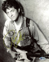 RODNEY CROWELL SIGNED AUTOGRAPHED 8x10 PHOTO COUNTRY MUSIC LEGEND BECKETT BAS