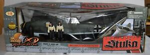 ULTIMATE SOLDIER 10129 JUNKERS JU87 STUKA DIVE BOMBER A5+CH STG1 1940 1:18 SCALE