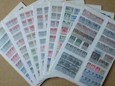 Collection of Older German Stamps - Empire, Reich, Occupation, 3rd Reich etc