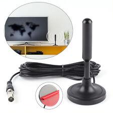 UK Best Portable TV Antenna Indoor Outdoor Digital HD Freeview Aerial Ariel