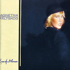 Eyes of a Woman [Bonus Tracks] by Agnetha Fältskog (ABBA) (CD, 1985, Universal)