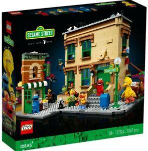 LEGO® Ideas 21324 123 Sesame Street