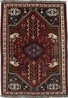 Vintage Tribal Equestrian Design 4X5 Farmhouse Wool Rug Oriental Foyer Carpet