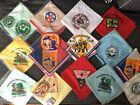 Vintage Boy Scouts of America - Patches Neckercheifs Uniform 70s/80s Karoondinha
