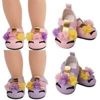 18 inch girl shoes shoes doll flower shoes F8M2 J9S3 H0J6