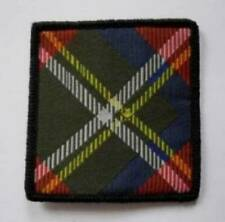 BRITISH ARMY. THE ROYAL SCOTS PIPERS TRF. BADGE.