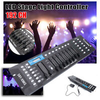 DMX512 192 Channels Stage Light Controller Console Party DJ Disco Bar Operator