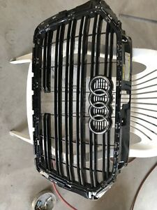 17-19 Audi A-4 Factory Front Grille