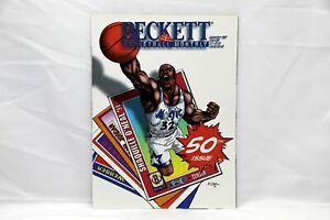 Beckett Basketball Monthly Magazine September 1994 Issue #50 Shaquille O'Neal