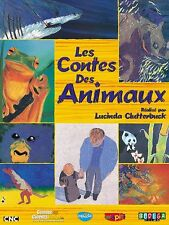 """DVD NEUF """"LES CONTES DES ANIMAUX"""" Lucinda CLUTTERBUCK"""