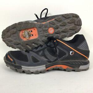 Pearil iZumi X-Alp Seek V Men's Size (EU) 45 Black Cycling Shoes - 15113002