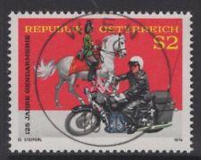 Austria SG1708 1974 GENDARMERIA BENE USATO