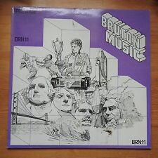 Bruton Music Library Themes - Prestige LP vinyl BRN11 Ex/Ex