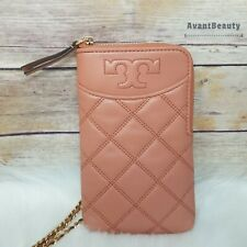 Tory Burch Savannah Phone Crossbody Tramonto Leather Small New Bag Iphone Bag