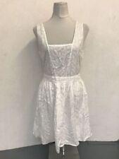 Robes blancs Zara pour femme