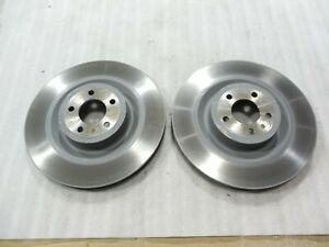 "2015-2020 MUSTANG NEW TAKEOFF FRONT BREMBO 15"" 380MM BRAKE ROTORS gr3c1125db"