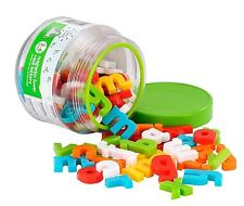 Early Learning Centre 105 Vibrant Magnetic Lower Case Alphabet Letters