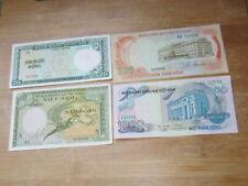 4 Pcs South Vietnam Notes (See Photos)