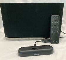iHome Iw1 Airplay Wireless Stereo Speaker System With Remote.