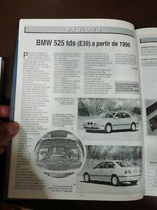 BMW 525TDS E39 525 SERIE 5 MANUAL DE TALLER REPARACION WORKSHOP REVUE TECHNIQUE