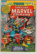 Special Mavel Edition featuring Thor #3 Jack Kirby 8.0